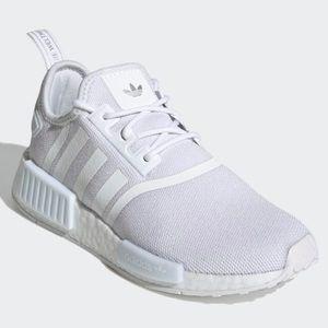 adidas NMD R1 Primeblue Triple White